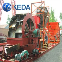 Bucket Type Sand Washing Machine Plant for Sale