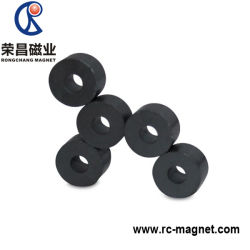 Super Energy D10*5 Ceramic 5 Ferrite Disc Round Shape Magnet for Sale