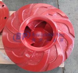 High Chrome Alloy 200 Bpf Slurry Pump Impeller