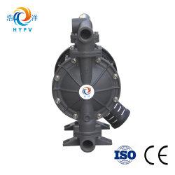 "2018hot Aodd Shanghai Haoyang Slurry Pneumatic Pump Water Mud Aluminum Alloy Pump Air Double Diaphragm 1"" Pump"