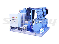 10 Tons/Day Seawater Slurry Ice Machine for Fishery