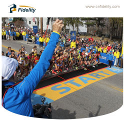UHF RFID 860~960MHz Sports Label Tag for Marathon Racing