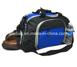 Duffel Bag with Shoes Storage Sports Gym School Luggage Travel Carry Bag