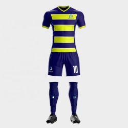2019 Fashion Plain Football Shirt Design Soccer Jersey Wear Sport Games Clothing Apparel
