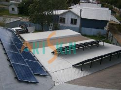 Monocrystalline Silicon PV Power for Home Use Solar PV Power Systems