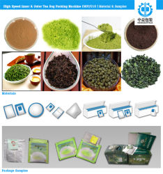 Full Automatic Boxing Tea Bag Packing Machine