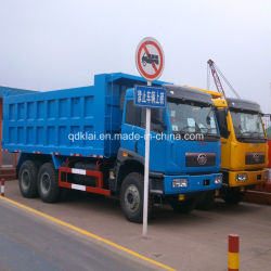 Made in China FAW Yiqi New J5p Back Tipper Truck Prices