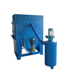 Stainless Steel Wet Sand Blasting Machine Water Sandblasting