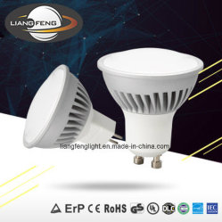 China New Hot Sell Creamic Ce/CB 5W/7W LED Spotlight Lamp Cup