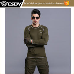 Tactical Outdoor Sports Thick Thermal Long-Sleeve Shirt