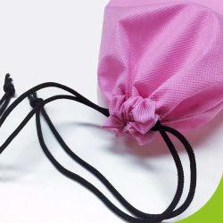 China Wholesale Colorful Eyeglass Soft Drawstring Microfiber Cloth Pouch /Sunglasses Bag
