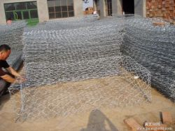 1X1X2m Hexagonal Wire Mesh Gabion Box