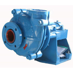 Handling Hot Caustic Slurry in an Alumina Plant Slurry Pump