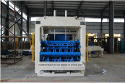 Qt12-15D Hollow Block Making Machine Automatic Concrete Brick Machine