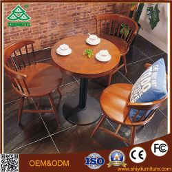 Wholesale Retro Coffee Table Round Wood Coffee Table