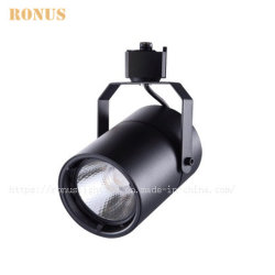 Competitive Price LED Track Light COB 10-30W Spotlight Lamp Ceiling Indoor Lighting for Gallary Museum Shop