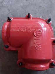 PE, PVC Pipe Repair Clamp Bent P110, Pipe Repair Coupling, Pipe Coupling, Leaking Pipe Quick Repair