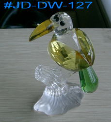 Colorful Crystal Bird Crafts (JD-DW-127)
