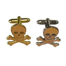 Fashion Synthetic Enamel Cufflinks