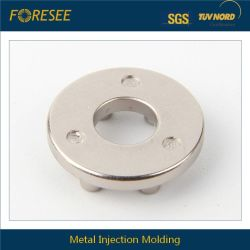 Precision Machining Metal Injection Molding Industrial Auto Parts and Accessories
