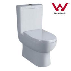 Australian Sanitary Ware Watermark Toilet Bathroom Two-Piece Wall Faced Toilet (6009)