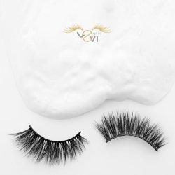 5D Artificial Fake Strip Eyelash with Own Brand Classic False Eyelashes
