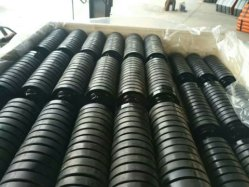 Rubber Ring/ Disc Impact Roller, Rubber Roller