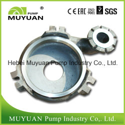 High Chrome Anti-Wear Sand Casting Wear Resistant Pump Part