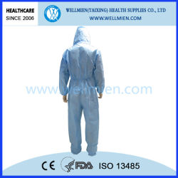 Chemical Protective Safety Coverall (WM-CG028)