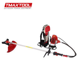 2-Stroke Gasoline 52 Cc Power Tools Petrol Backpack Grass Trimmers