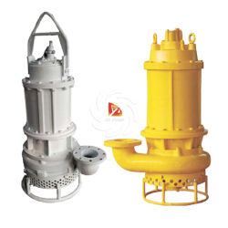 China Mining Electric Submersible Vertical Sand Slurry Pump Factory