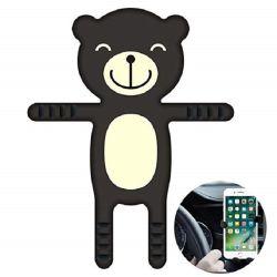 Own Logo Carton Animal Silicone Car Phone Holder