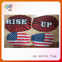 Car Mirror Flag United Kingdom National Flag Design (HYCM-AF026)