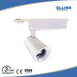 3000k 4000k LED Track Spot Light Lamp with 3 Wire 4 Wire