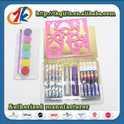 Hot Sale Kids Educational Toy Painting and Drawing Set