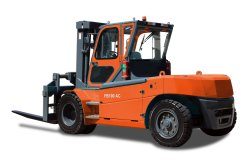8t/10ton Container Electric Forklift Truck environmental Protection with Ce
