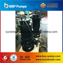 Qw Series Submersible Water Pump for Sewage, Sludge, Slurry
