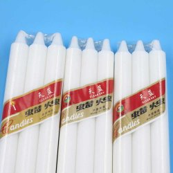 Wholesale Decoration Popular Cheap Good Quality Household and Church Soy White Pillar Scented Wax Candles
