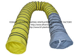 Heat Reisstant Flex Combined Air Heater Duct
