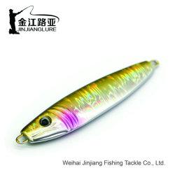 Lf149-1 Slow Pitch Jigs Jigging Lure Lead Fish Metal Jig Fishing Lure Artificial Hard