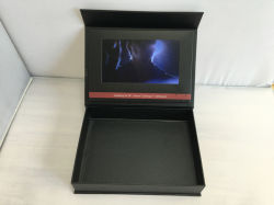 7inch Touch Screen Box Brochures/Card Wholesale