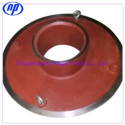 Naipu 400mm 350mm Mud Pump Accessories Slurry Pump Accessories