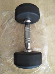 Round Head Dumbbell Gym Home Equipment Custom Logo Sport Goods