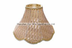China fabric lampshade fabric lampshade manufacturers suppliers antique scallop lamp shade fabric lamp shade for floor lamp aloadofball Images