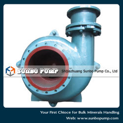 OEM Centrifugal Light Duty Slurry Pump Horizontal