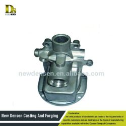 High Quality Warranty Hardware Forging Parts Steel Forged