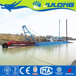 Cutter Suction Dredger/River Sand Dredge with Dredging Depth 10m