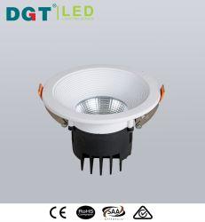 Wholesale New Aluminum White 36W Recessed COB LED Downlight