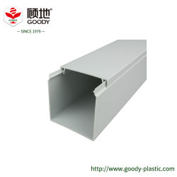 Wholesale Factory Price Durable PVC Trunking Cable Ducts Wire Cable Conduit Protection Pipe