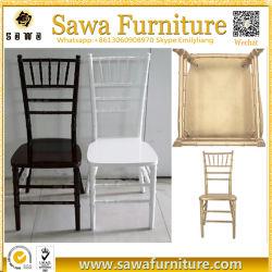 Sinofur Stackable Wedding Chivari Wood Chiavari Chair